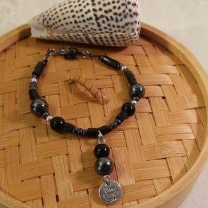 Jewelry - LIVE LAUGH LOVE Ankle Bracelet
